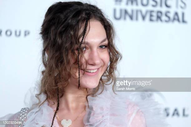 Whitney Woerz attends the 2020 Grammy after party hosted by Universal Music Group on January 26, 2020 in Los Angeles, California.