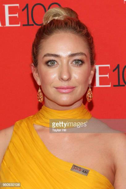 Whitney Wolfe Herd attends the 2018 Time 100 Gala at Frederick P. Rose Hall, Jazz at Lincoln Center on April 24, 2018 in New York City.