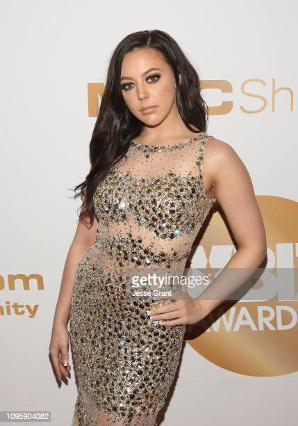 Whitney Wright attends the 2019 XBIZ Awards on January 17 2019 in Los Angeles California