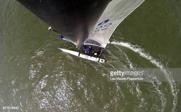 Whitstable Yacht Club Sailing Week Whitstable Kent UK F18 Class Catamaran