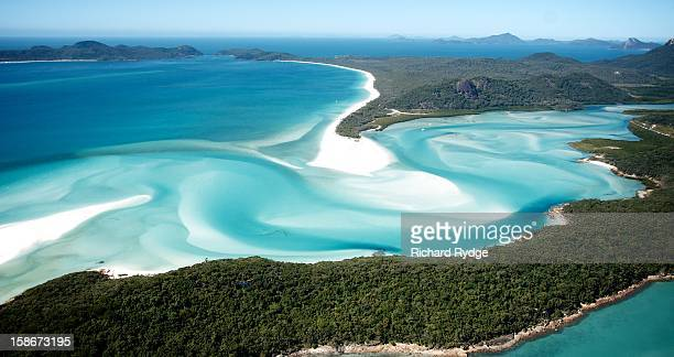 Whitsunday Islands river outlet