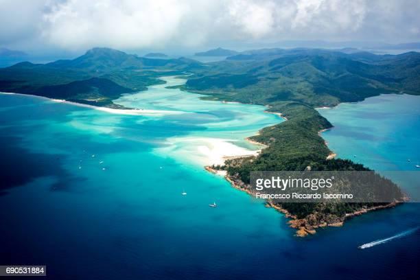 whitsundays, queensland, australia - francesco riccardo iacomino australia foto e immagini stock