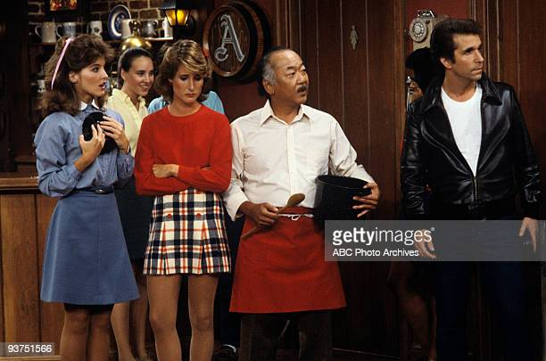 DAYS Who Gives A Hootenanny 11/16/82 Crystal Bernard Extras Cathy Silvers Pat Morita Henry Winkler