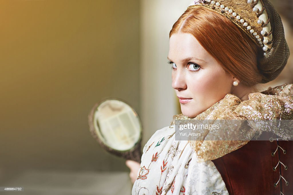 Who is the most beautiful of all : Stock Photo