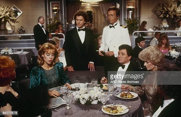 """Who Killed Waxwell Thorn?"""" which aired on February 27, 1987. ALENE DAHL;JENILEE HARRISON;JOHN RUBINSTEIN;BERNIE KOPELL;JERRY MATHERS;BARBARA..."""