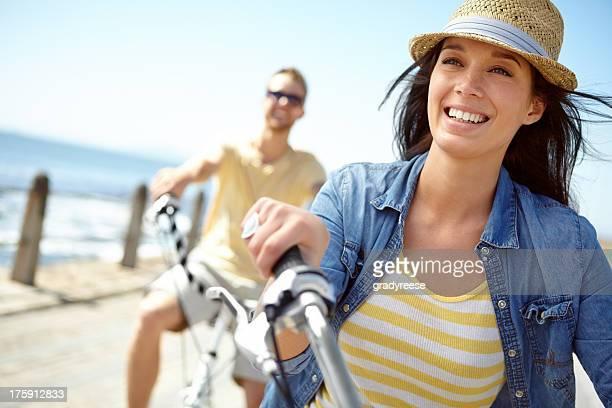 Quem exercício pode ser tão divertido!