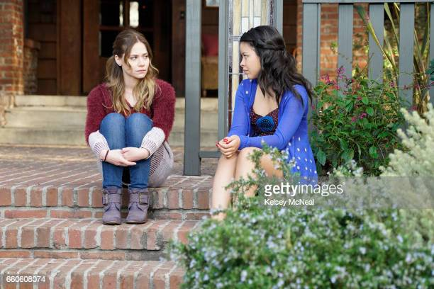 THE FOSTERS 'Who Knows' Everyone seems to be hiding something but the secrets come spilling out on an allnew episode of 'The Fosters' airing TUESDAY...