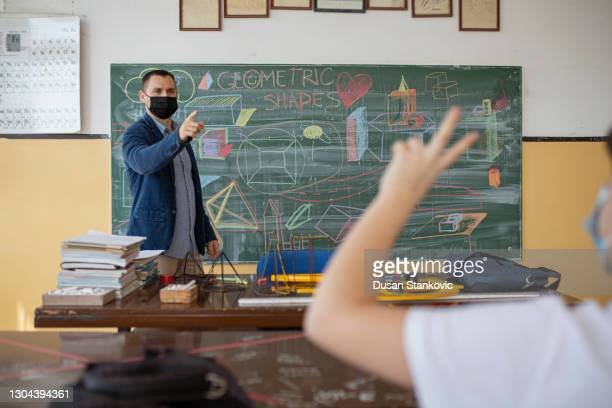 who knows geometry - students' union stock pictures, royalty-free photos & images
