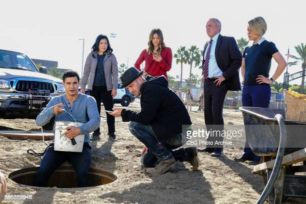 Who Let the Dog Out As Team Scorpion anxiously awaits the verdict of Cabe's trial which could send him to prison they focus their nervous energy on...