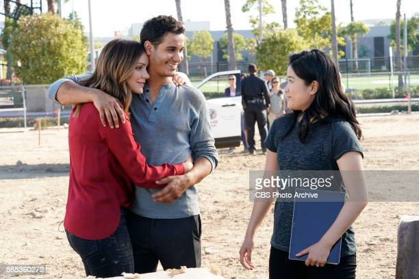 'Who Let the Dog Out ' As Team Scorpion anxiously awaits the verdict of Cabe's trial which could send him to prison they focus their nervous energy...