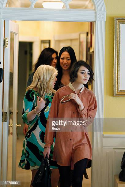 GIRLS Who Loves the Sun Episode 106 Pictured Amy Poliakoff Angela Pham Chantal Chadwick