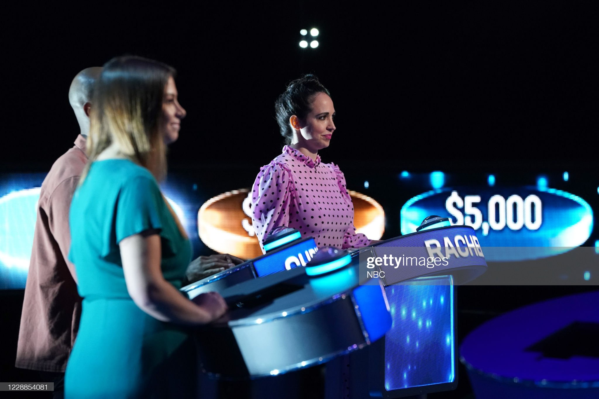 How did Weakest Link's Arielle Borisov steal the show?