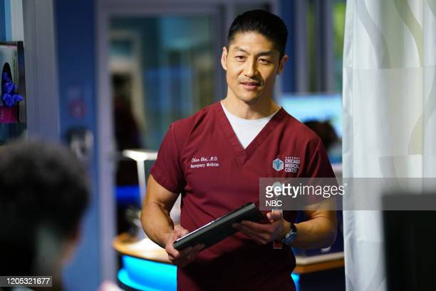 MED Who Should Be The Judge Episode 516 Pictured Brian Tee as Dr Ethan Choi