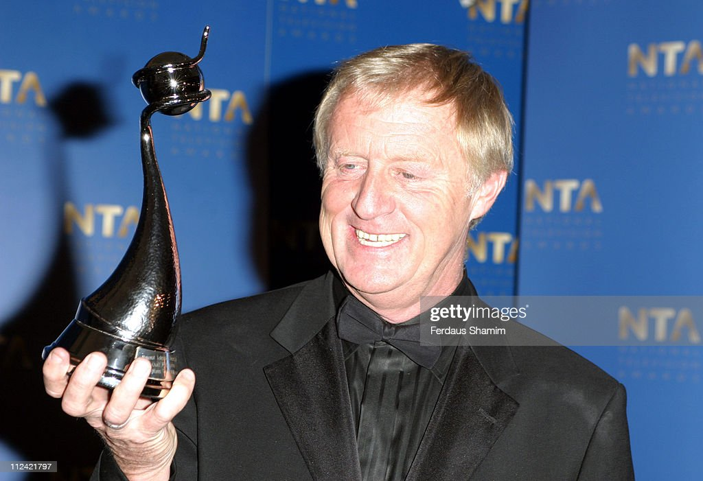 National Television Awards 2005 - Press Room