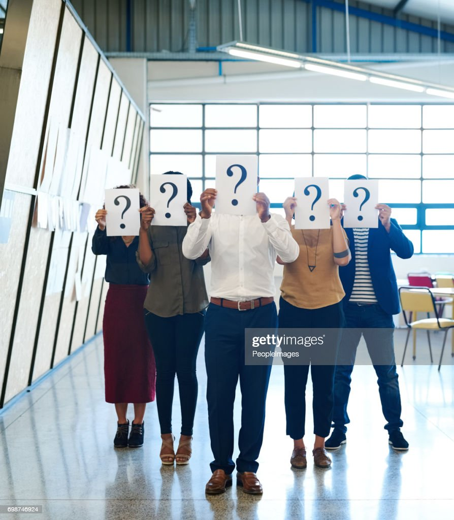 Who will be the next head! : Stock Photo