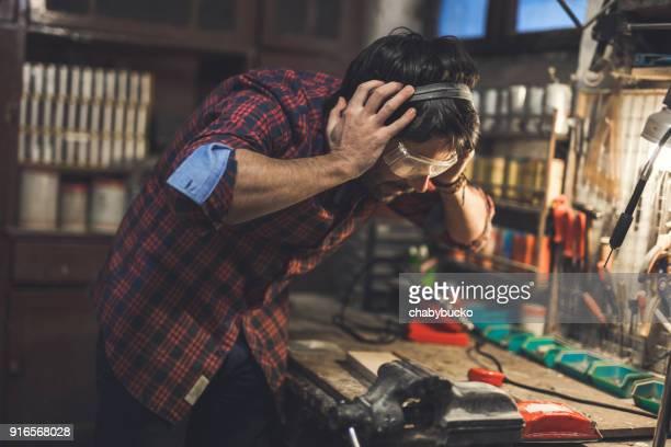 wie werkt maakt fouten - oops stockfoto's en -beelden