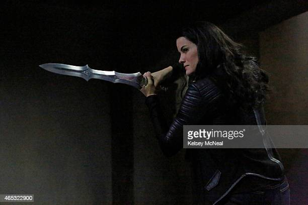 """Who You Really Are"""" - Coulson and team come to the aid of a confused Lady Sif, who has lost her memory after fighting with a mysterious warrior,..."""