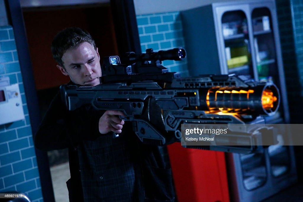 "ABC's ""Marvel's Agents of S.H.I.E.L.D."" - Season Two"