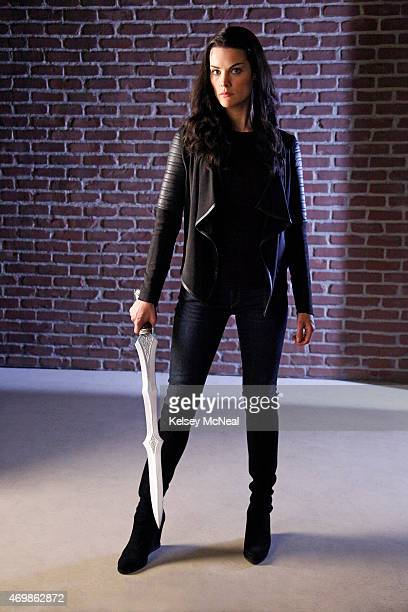 S AGENTS OF SHIELD 'Who You Really Are' Coulson and team come to the aid of a confused Lady Sif who has lost her memory after fighting with a...