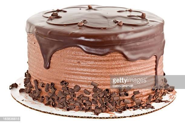 Whole Chocolate Cake