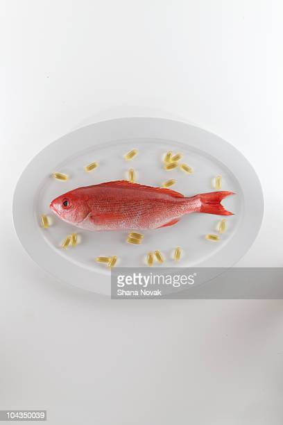 Whole Fish With Fish Oil
