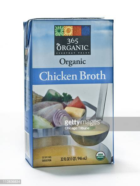 Whole Foods 365 Organic Chicken Broth News Photo Getty Images