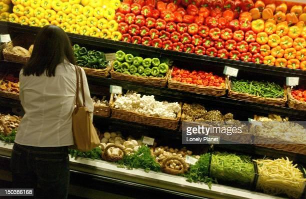 Whole Foods, Columbus Circle.