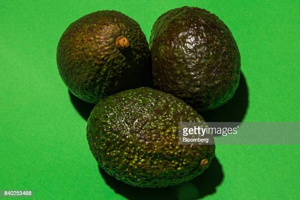 Whole Foods Market Inc organic avocados are arranged for a photograph in New York US on Friday Aug 25 2017 Amazoncom Inc spent its first day as the...