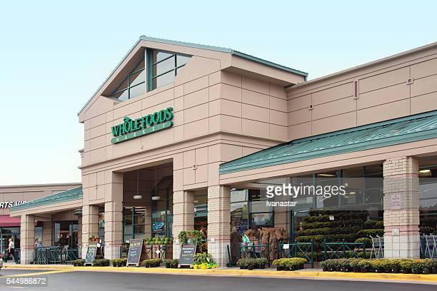 Whole Foods Market naturales y orgánicos tienda de comestibles