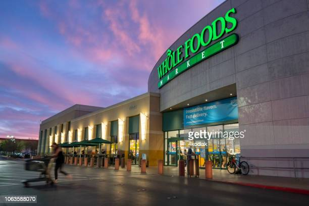 whole foods market - whole foods market stock pictures, royalty-free photos & images