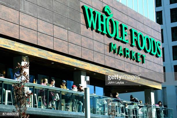 Whole Foods on Union Station welcomed its first official shoppers on November 15, 2017 downtown Denver. The new store is located at 1701 Wewatta St...