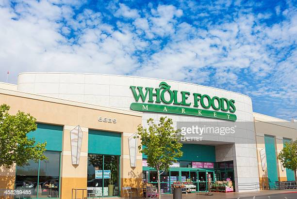 whole foods - whole foods market stock pictures, royalty-free photos & images
