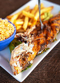 whole fried snapper cuban style