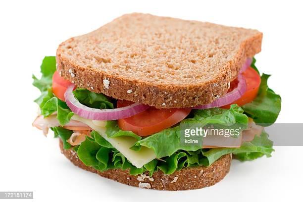 Whole Turkey Sandwich
