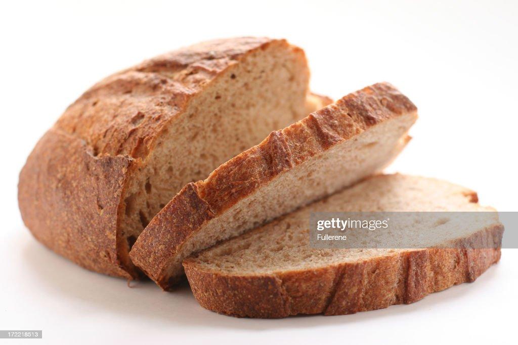 whole wheat bread : Stock Photo