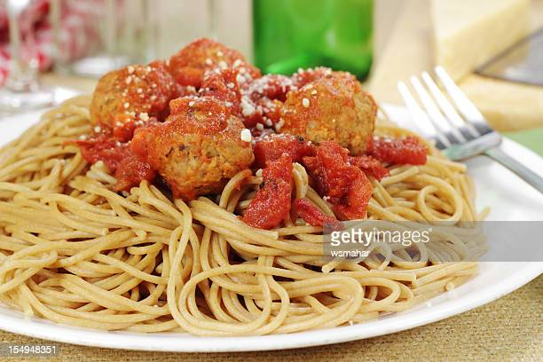 whole wheat pasta - whole wheat stock pictures, royalty-free photos & images