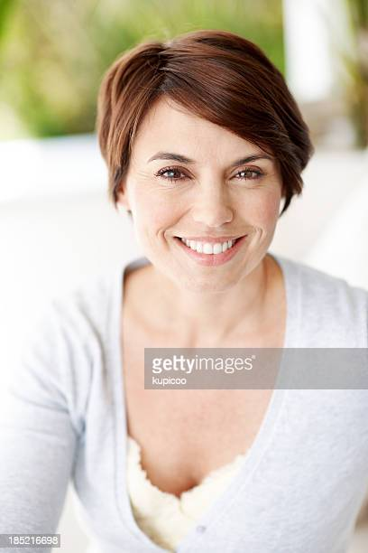 wholesome beauty - one mature woman only stock pictures, royalty-free photos & images