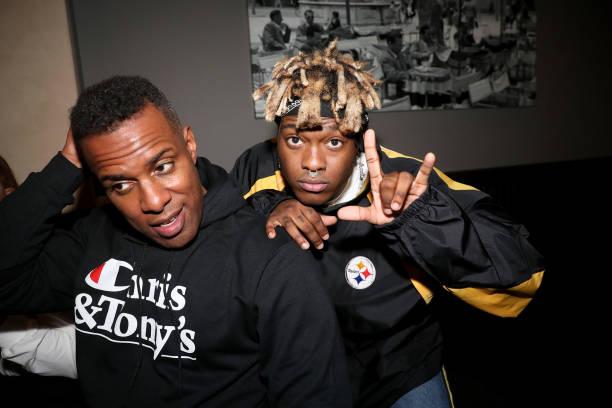 NY: DJ Whoo Kid Hosts Run It Up Record Dinner
