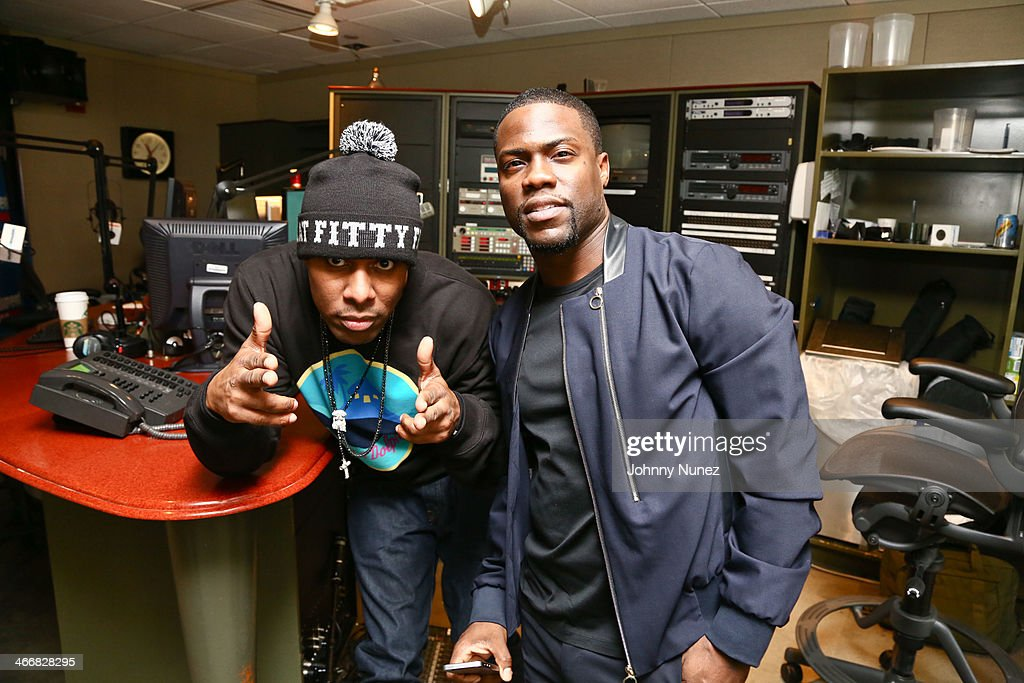 "Kevin Hart Invades ""The Whoolywood Shuffle"""
