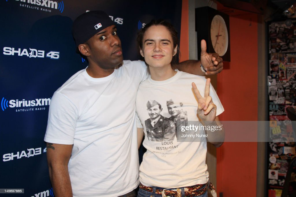 Miles Robbins Visits The Avenue A Soundcheck On Shade 45