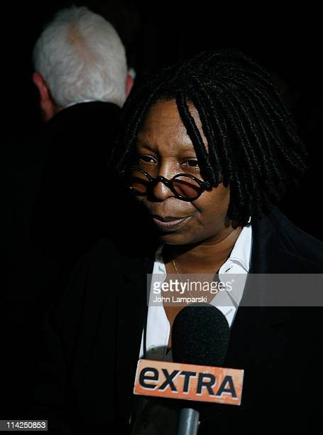 Whoopi Goldberg attends Literacy Partners' 27th annual Evening of Readings gala at David H Koch Theater Lincoln Center on May 16 2011 in New York City