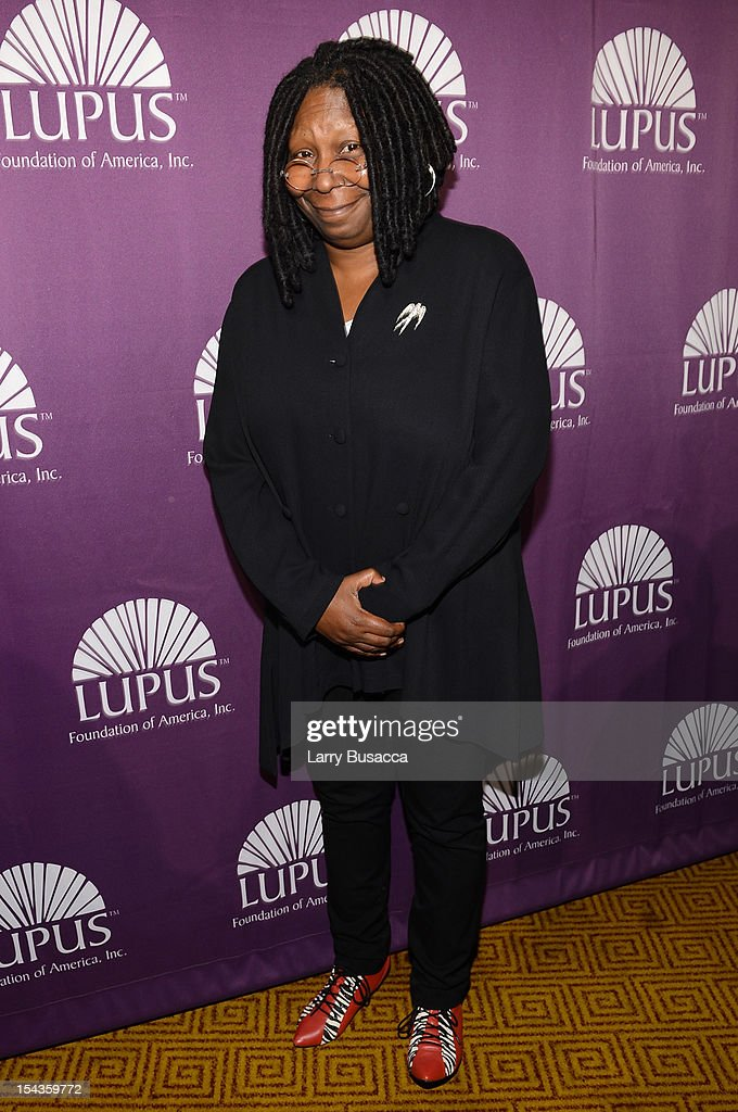 Whoopi Goldberg attends Lupus Foundation of America