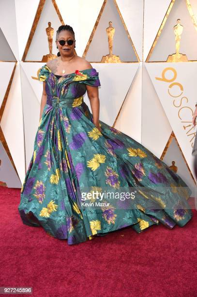 Whoopi Goldberg attends the 90th Annual Academy Awards at Hollywood & Highland Center on March 4, 2018 in Hollywood, California.