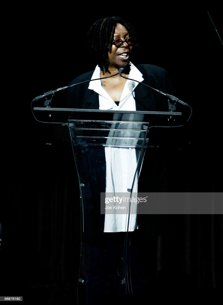 Whoopi Goldberg attends The Candie's Foundation Event To Prevent at Cipriani 42nd Street on May 5, 2010 in New York City.