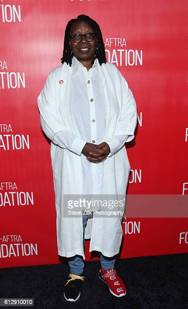 Whoopi Goldberg attends The Grand Opening Of SAG-AFTRA Foundation's Robin Williams Center at SAG-AFTRA Foundation Robin Williams Center on October 5,...