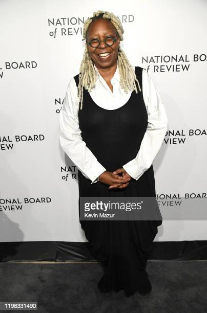 Whoopi Goldberg attends The National Board of Review Annual Awards Gala at Cipriani 42nd Street on January 08, 2020 in New York City.