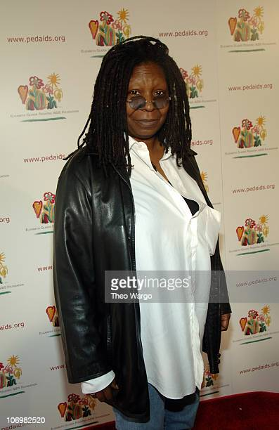 Whoopi Goldberg during 13th Annual Kids for Kids Celebrity Carnival to Benefit the Elizabeth Glaser Pediatric AIDS Foundation Arrivals at Industria...