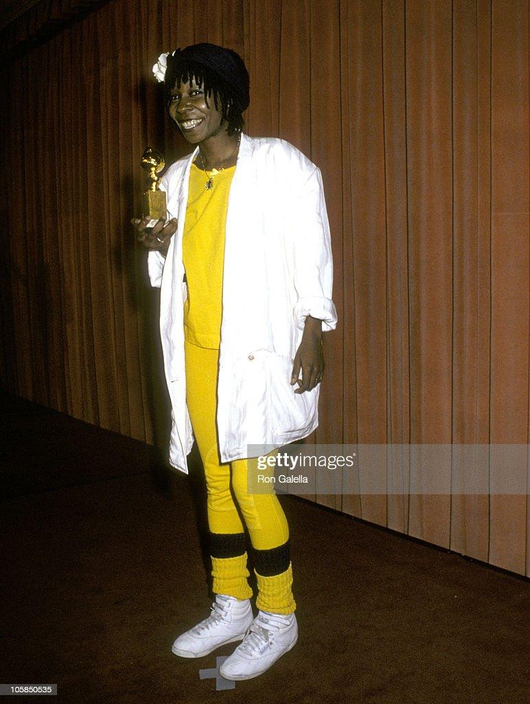 43rd Annual Golden Globe Awards : News Photo