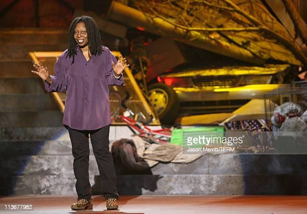 Whoopi Goldberg during HBO AEG Live's The Comedy Festival Comic Relief 2006 Show at Caesars Palace in Las Vegas Nevada United States