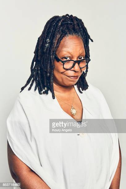 Whoopi Goldberg is photographed for People Magazine on July 25 2017 in Los Angeles California